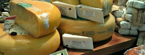 Cowgirl Creamery is one of Nor Cal Destinations.