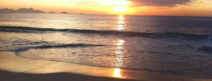Posto 4 is one of The Beaches in Rio de Janeiro, Brazil.