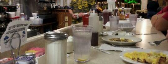 Cityside Diner is one of Endicott.