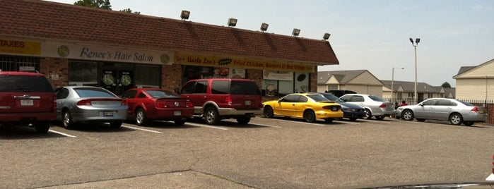 Uncle Lou's is one of Diners, Drive-Ins, & Dives.