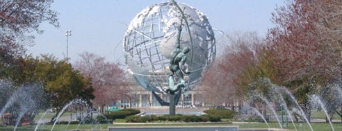 Flushing Meadows-Corona Park is one of Best of NYC 2011.
