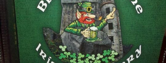 Blarney Stone Irish Pub And Eatery is one of Restaurants.