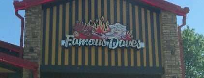 Famous Dave's is one of Must-visit Food Places in Laurel.