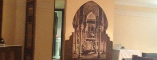 Chateau Marrakech is one of Where to Eat (Riyadh).
