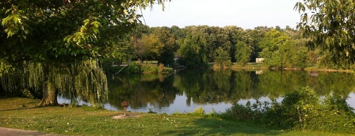 Gallup Park is one of Why haven't I been here yet?.