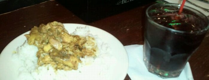 The Islander Caribbean Restaurant & Bar is one of ♥ U St..