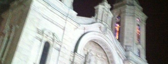 Our Lady Of Victory National Shrine & Basilica is one of Must see places in Buffalo for tourists #visitUS.