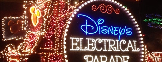 Main Street Electrical Parade is one of Florida Trip '12.