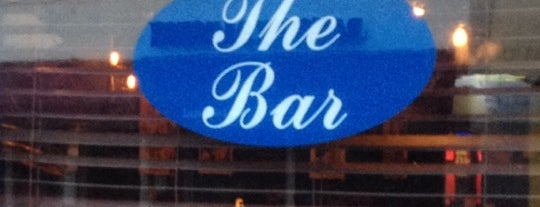 The Bar is one of restaurants to try.
