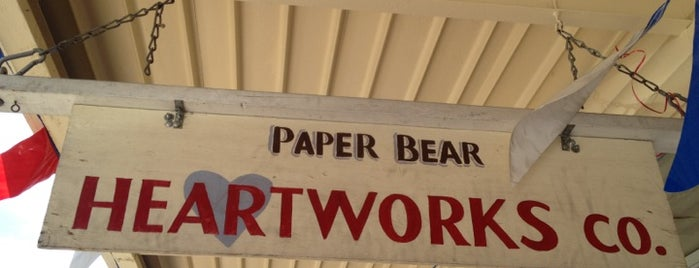 Paperbear is one of San Marcos, TX.