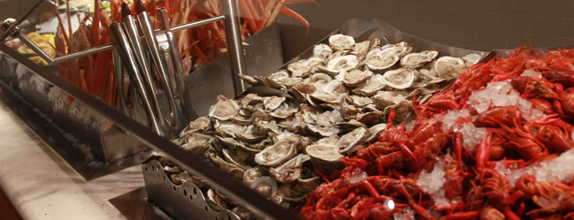 Tides Oyster Bar is one of Las Vegas Dining.