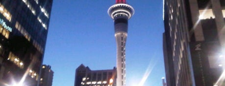 Sky Tower is one of Around The World: SW Pacific.