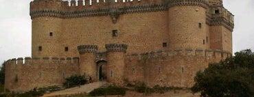 Castillo de Manzanares el Real is one of Conoce Madrid.
