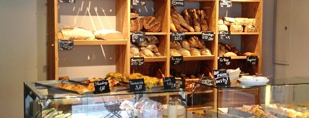 Zeit für Brot is one of The 15 Best Places for Paninis in Berlin.