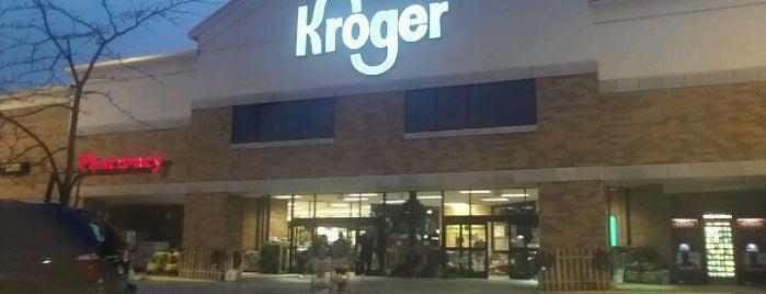 Kroger is one of Favorites.