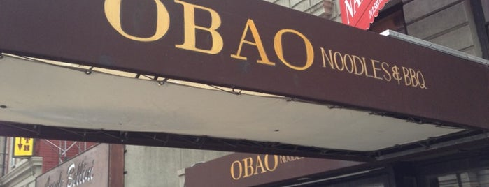 OBAO Midtown is one of New York City.