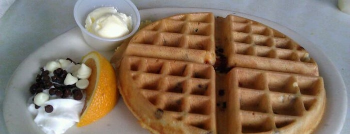The Waffle Spot is one of The 15 Best Places for Waffles in San Diego.