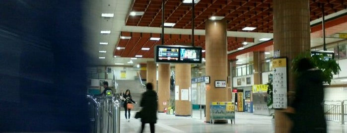 Daecheong Stn. is one of Subway Stations in Seoul(line1~4 & DX).