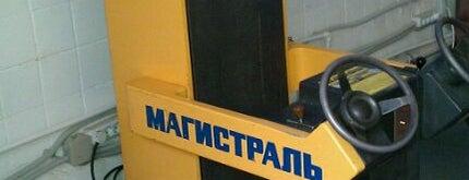 Музей советских игровых автоматов is one of культУРА.