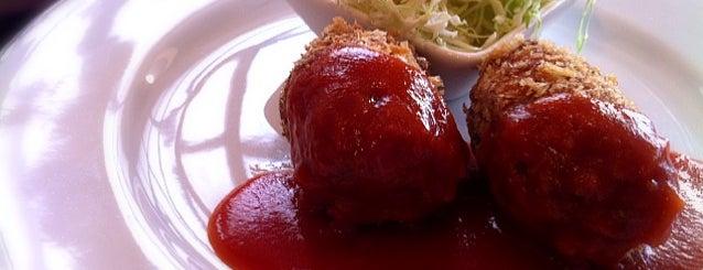 洋食や シェノブ is one of 浜松町・大門でランチ.