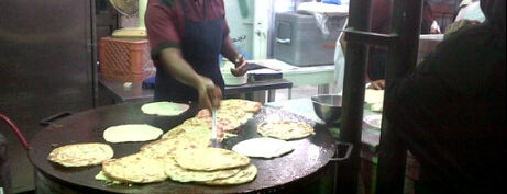 Roti Cane D'Saji is one of Must visit Place and Food in Saudi Arabia.