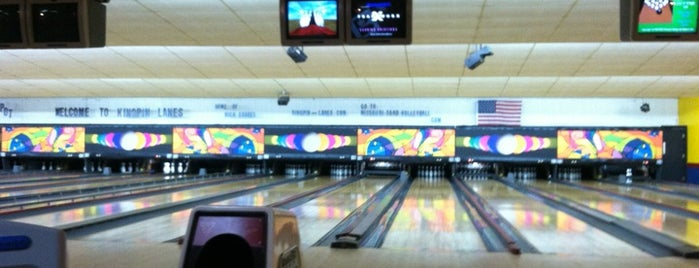 Kingpin Lanes is one of Guide to Bridgeton's best spots.