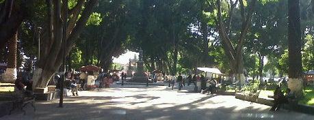 Paseo Bravo is one of Puebla #4sqCities.