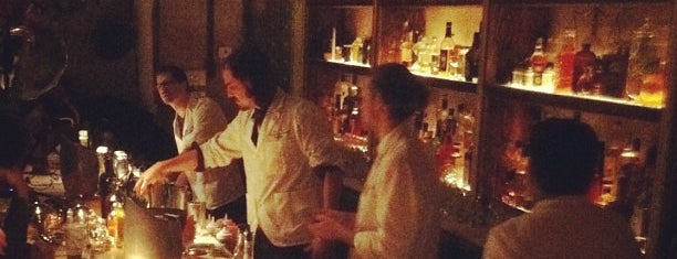 Apothéke is one of 100 great bars - Lonely Planet 2011.