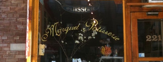 Marquet Patisserie is one of NYC - Quick Bites!.