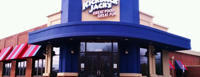 Kick Back Jack's is one of The 15 Best Places for a Cheesecake in Greensboro.