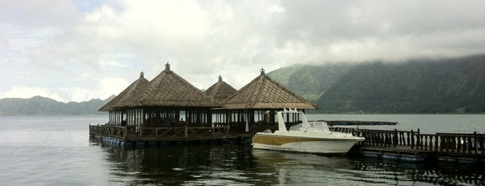 Resto Apung & Bungalow Kintamani is one of My Place List.