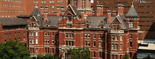 Johns Hopkins Hospital is one of City Paper's :Baltimore Living: Readers Poll '11.