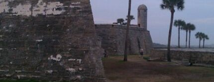 Castillo De San Marcos National Monument is one of St. Augustine Tourist Spots to See.