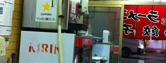 北王 (ペイワン) is one of Ramen shop in Morioka.