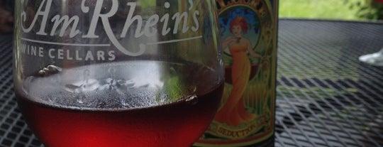 AmRhein's Wine Cellars is one of Drink!.