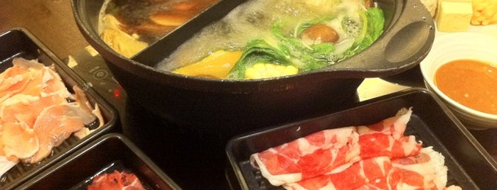 Suki-Ya Japanese Buffet is one of The 15 Best Places for Tofu in Kuala Lumpur.