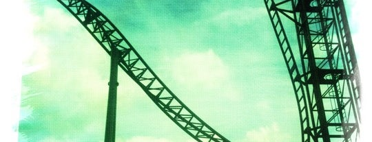 Saw - The Ride is one of Must Ride Roller Coasters.