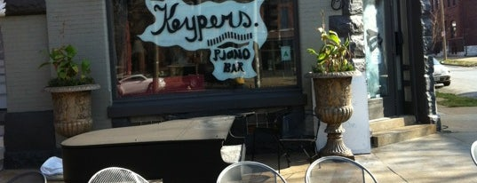 Keypers Piano Bar is one of Where to get a drink.