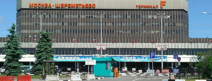 Terminal F is one of Airports in Europe, Africa and Middle East.