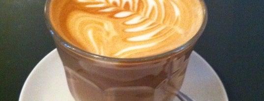 Kaffebar/Clarke's is one of Potable Coffee Global.