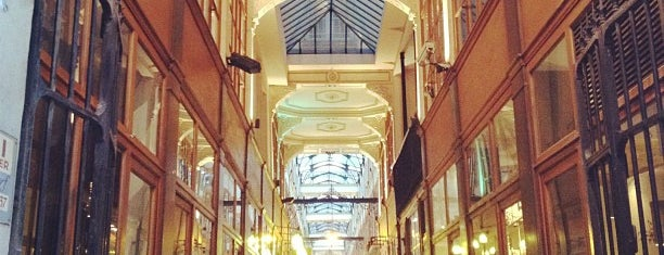 Passage du Grand Cerf is one of Paris Shopping Guide.