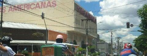 Lojas Americanas is one of Pontos Turisticos Essenciais Goiania.