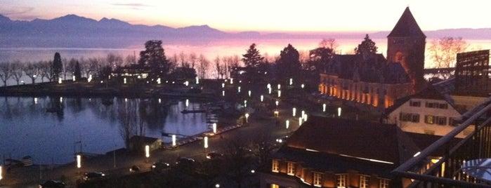 Beau-Rivage Palace is one of Geneva & Lake Leman.