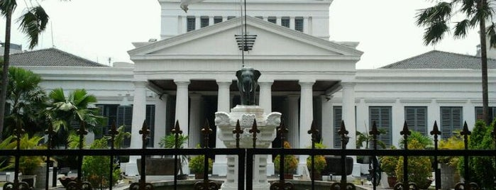 National Museum is one of Great Jakarta.