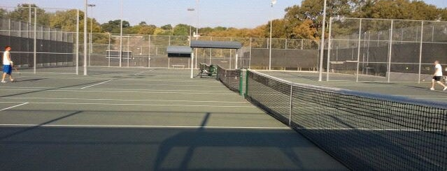 Caswell Tennis Center is one of Sports.