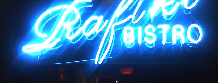 Rafiki Bistro is one of Must-visit Bars in Cambridge.
