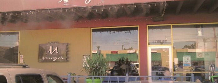 Maizie's Cafe & Bistro is one of PHX Burgers in The Valley.