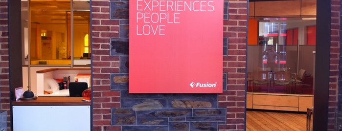 Fusion is one of Rundle Street Adelaide.