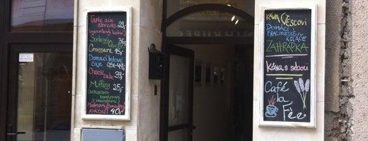 Café La Fée is one of Kavárny.