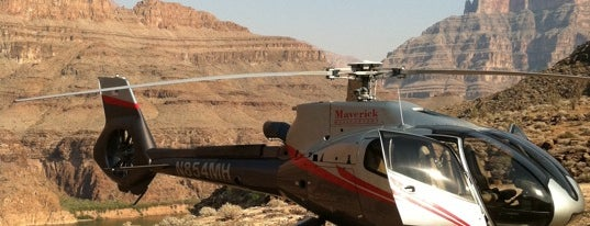 Maverick Helicopters is one of Vegas.